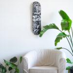 Australian beaches Skateboard Deck by Fabi Aguilar wall living room